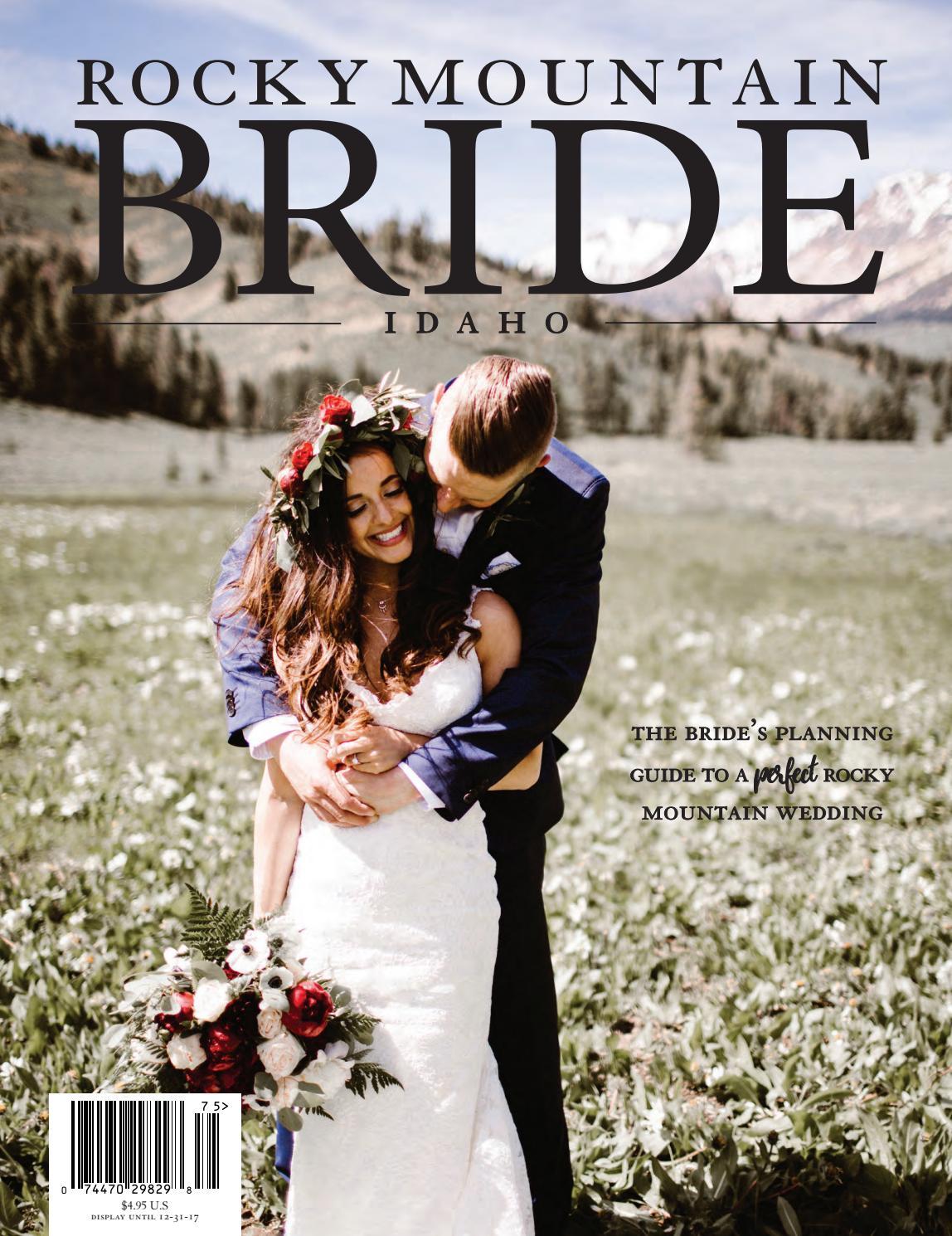 f173ba14abc Rocky Mountain Bride Idaho 2017 by Rocky Mountain Bride Magazine - issuu