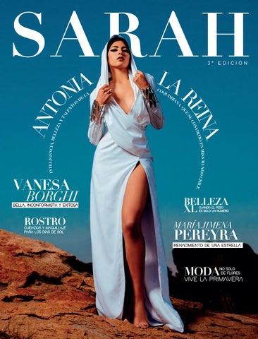 c81a40f68 Revista Sarah Edición 3 by Vida Magazine - issuu