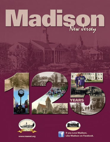 Madison NJ Community Profile by Town Square Publications, LLC - issuu