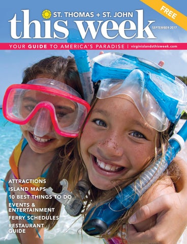 93f493ca8af7c Virgin Islands This Week Magazine September 2017 by MCP Publisher ...
