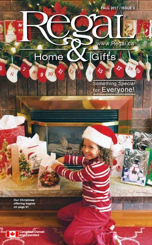 Regal Catalogue 2017 5 By Regal Home Gifts Inc Issuu