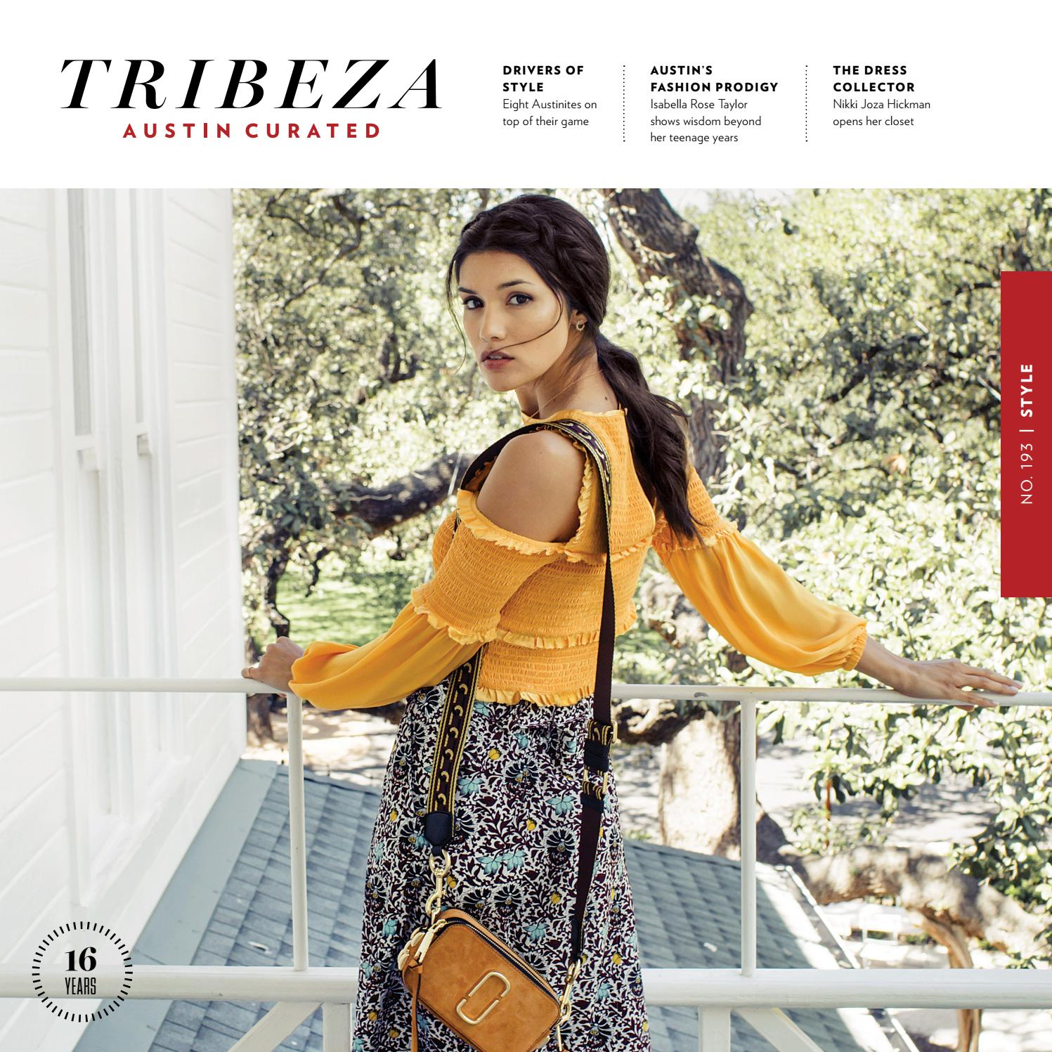 8b6304823f1 TRIBEZA September 2017 by TRIBEZA Austin Curated - issuu