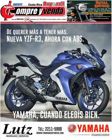 7c354c53be3 Periódico Compre y Venda, edición #178 Mes Setiembre 2017 by Majic ...