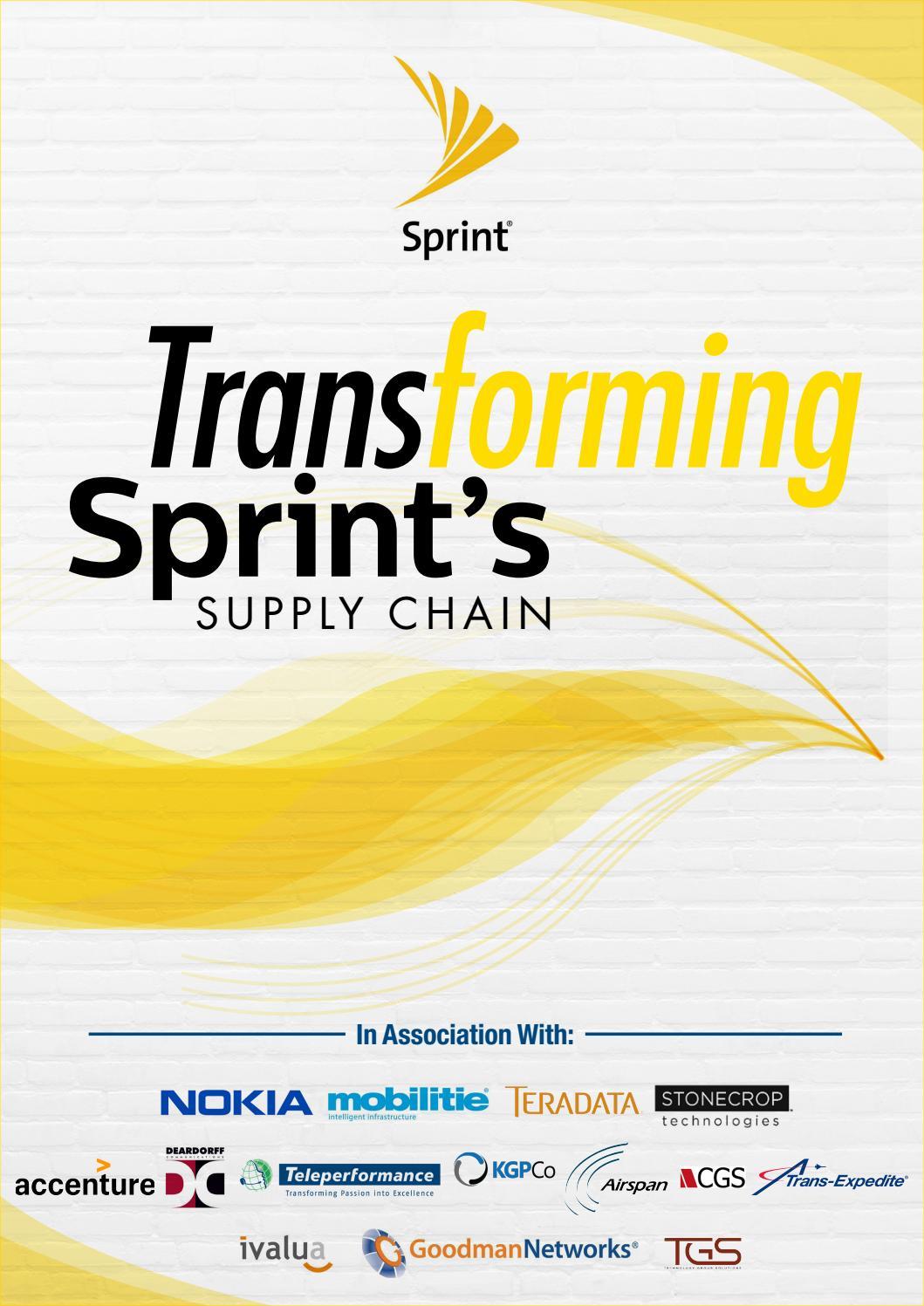 Brochure - Sprint by Business Chief USA - issuu