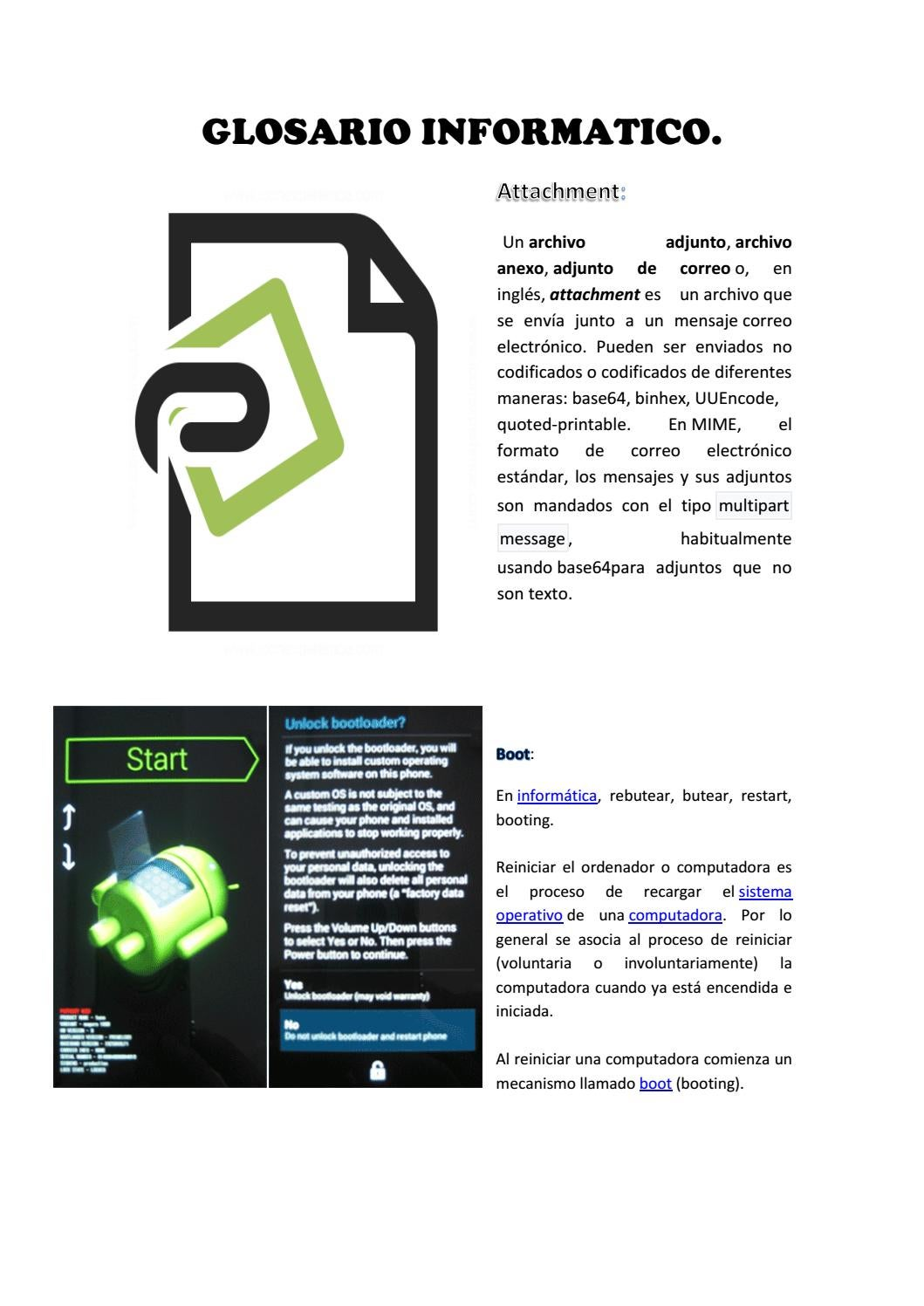 Glosario informatico by oscar rodriguez - issuu