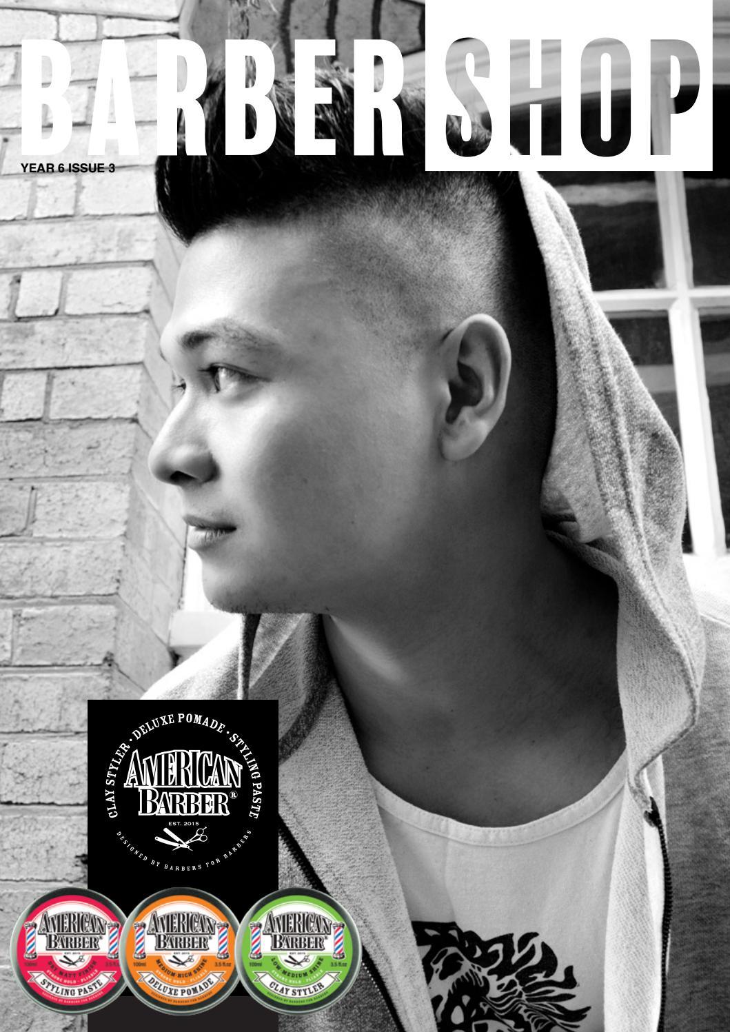 Barbershop Year 6 Issue 3 By Mocha Publishing Issuu