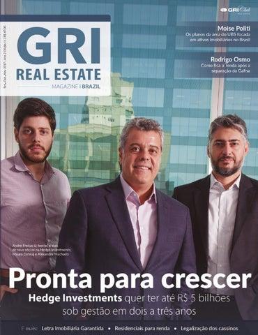 GRI Magazine Real Estate - 11 edição by GRI Club - issuu 8970a805379