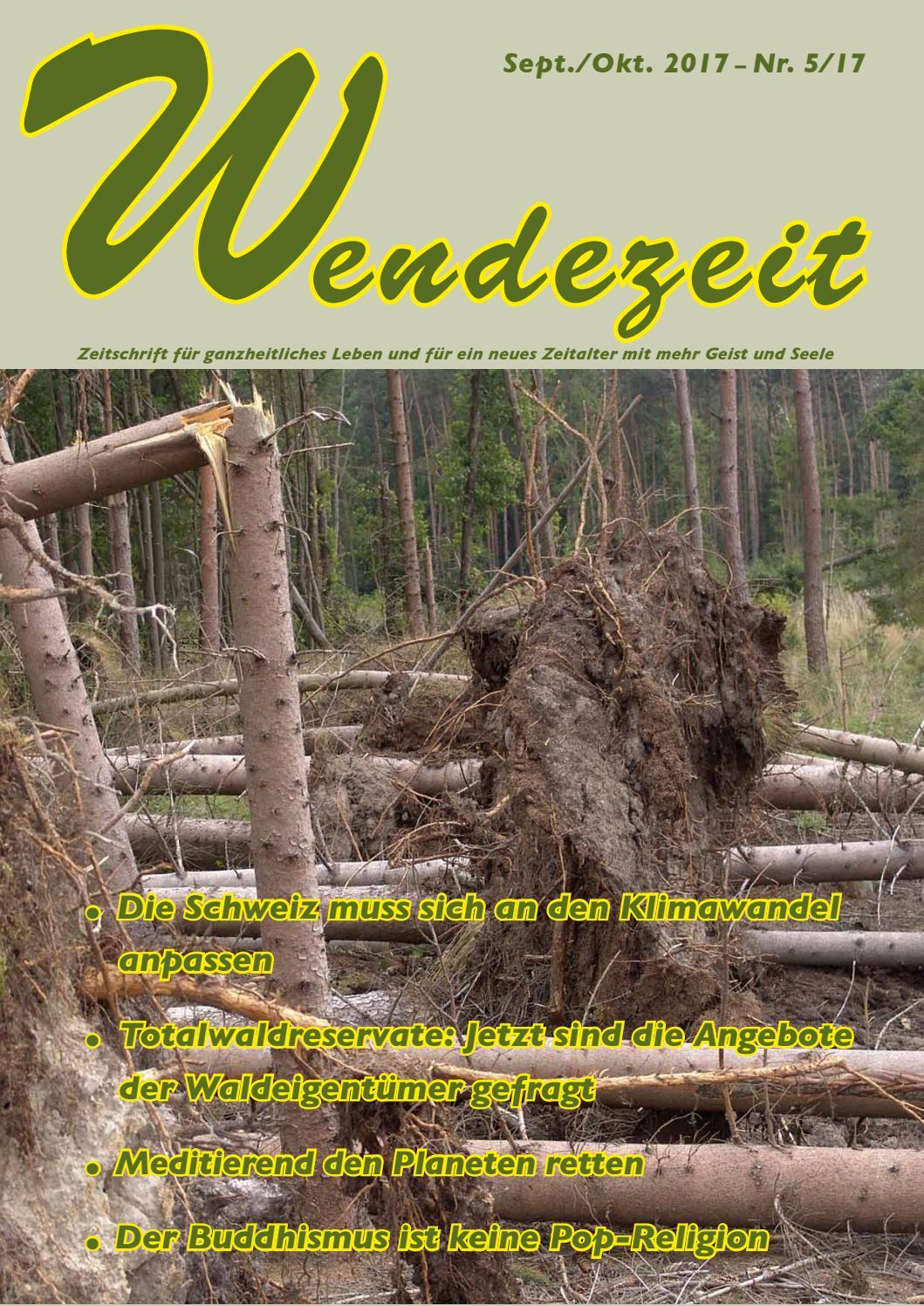 Wendezeit 5/17 - Umwelt by Fatema Verlag - issuu