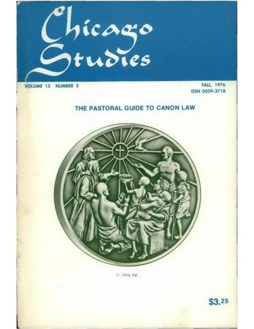 Fall 1976 by Chicago Studies - issuu