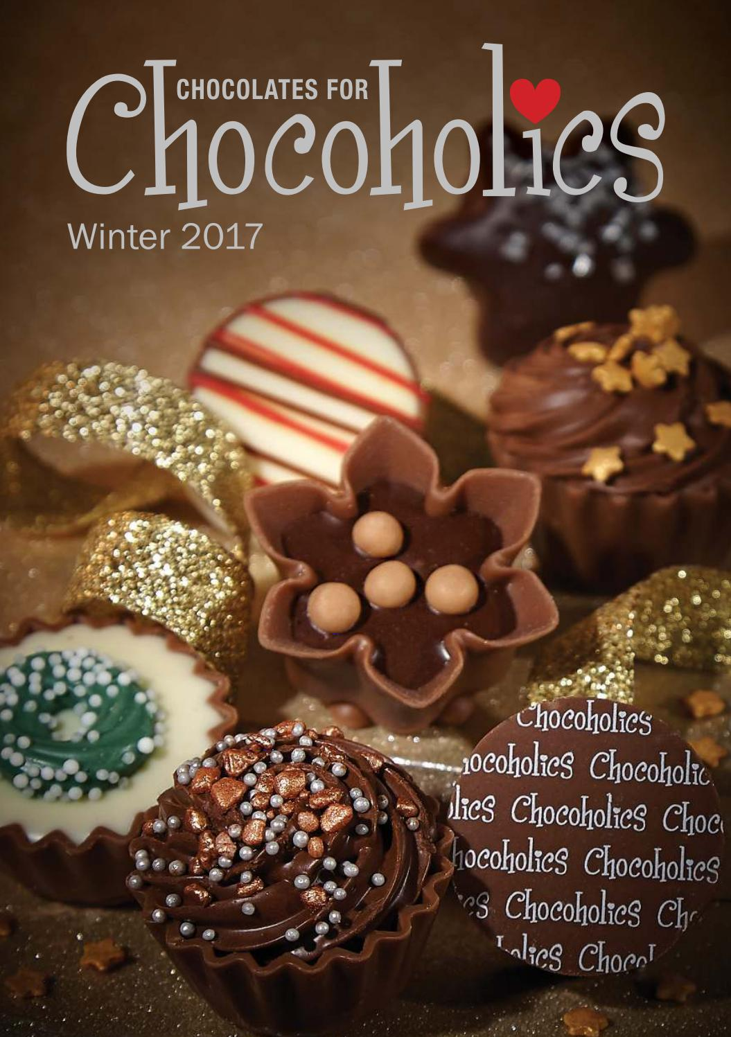 Chocolates For Chocoholics Winter 2017 Brochure By