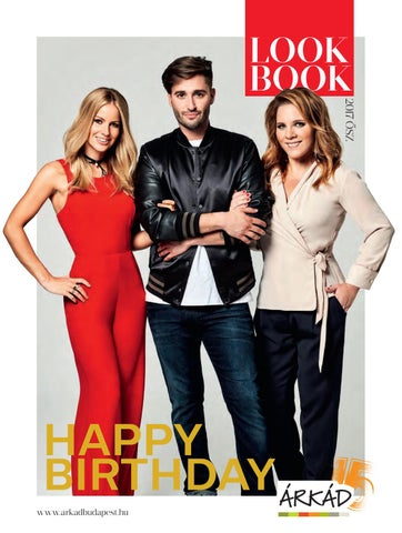 Lookbook2017osz by Company Info Kft. - issuu 1db0cdb85b
