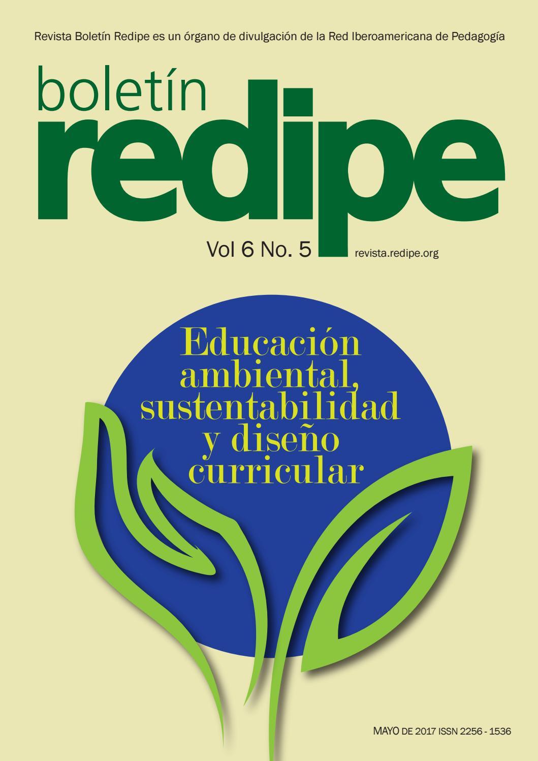 7019d50e7f223 Boletin Redipe Vol6 Ed5 by REDIPE - issuu