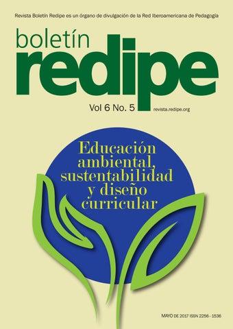 Boletin Redipe Vol6 Ed5 by REDIPE - issuu