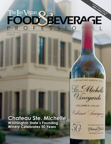 September 2017 The Las Vegas Food Beverage Professional By The Las