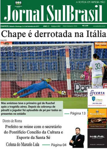 ce70f4b0a5 2 e 3 de setembro sb by Jornal Sul Brasil Chapecó - issuu