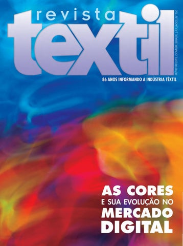 Revista Têxtil 750 by Revista Textil - issuu 3ca40b187f9