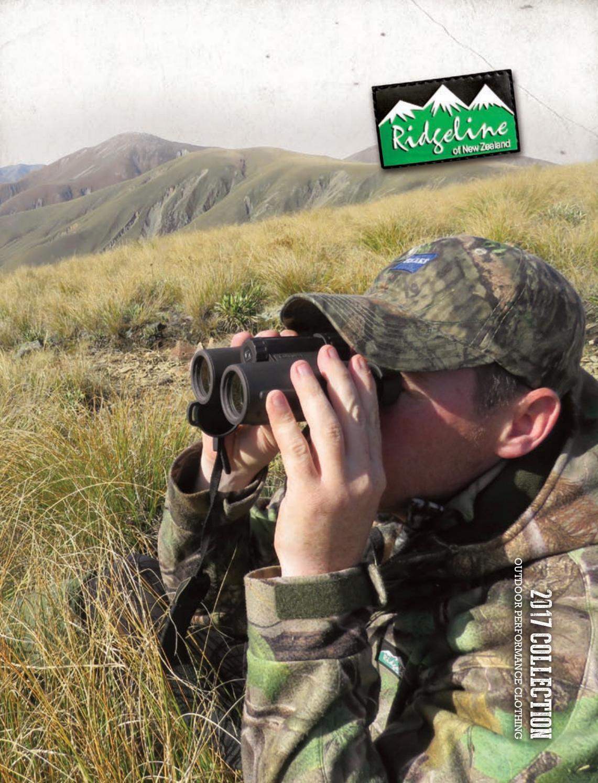 Buffalo CamoLightweight Hunting Gear Ridgeline Duralite Waterproof Pants