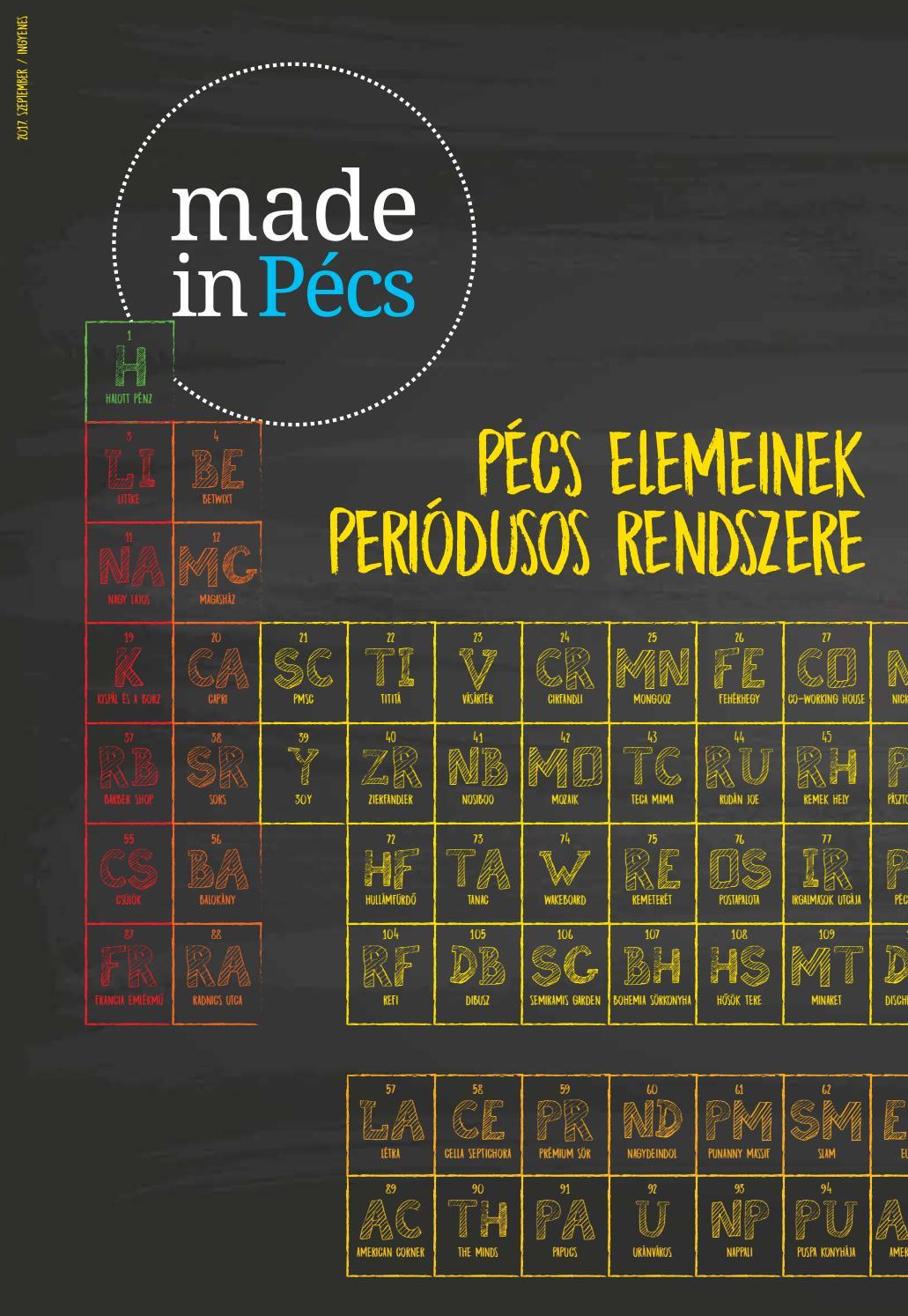 Made in Pécs V. 7. 2017. szeptember by Made in Pécs - issuu 168d0402b6