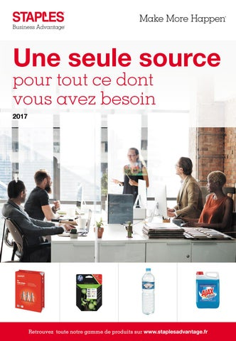 Une seule source by Staples - issuu af3b9f4e6b1c