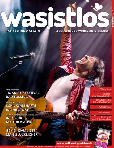Wasistlos Bad Fussing Magazin September 2017 By Remark