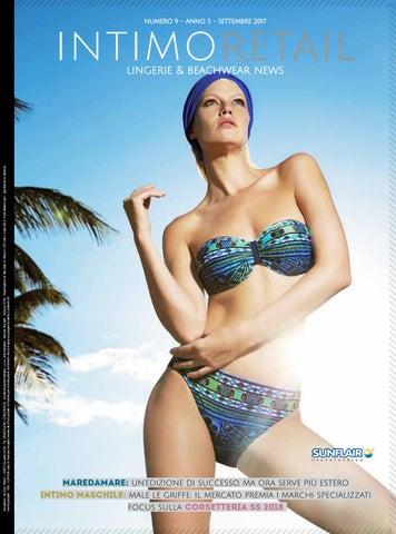 Intimo retail settembre 2017 by by editoriale - Maria luisa lugli costumi da bagno 2017 ...