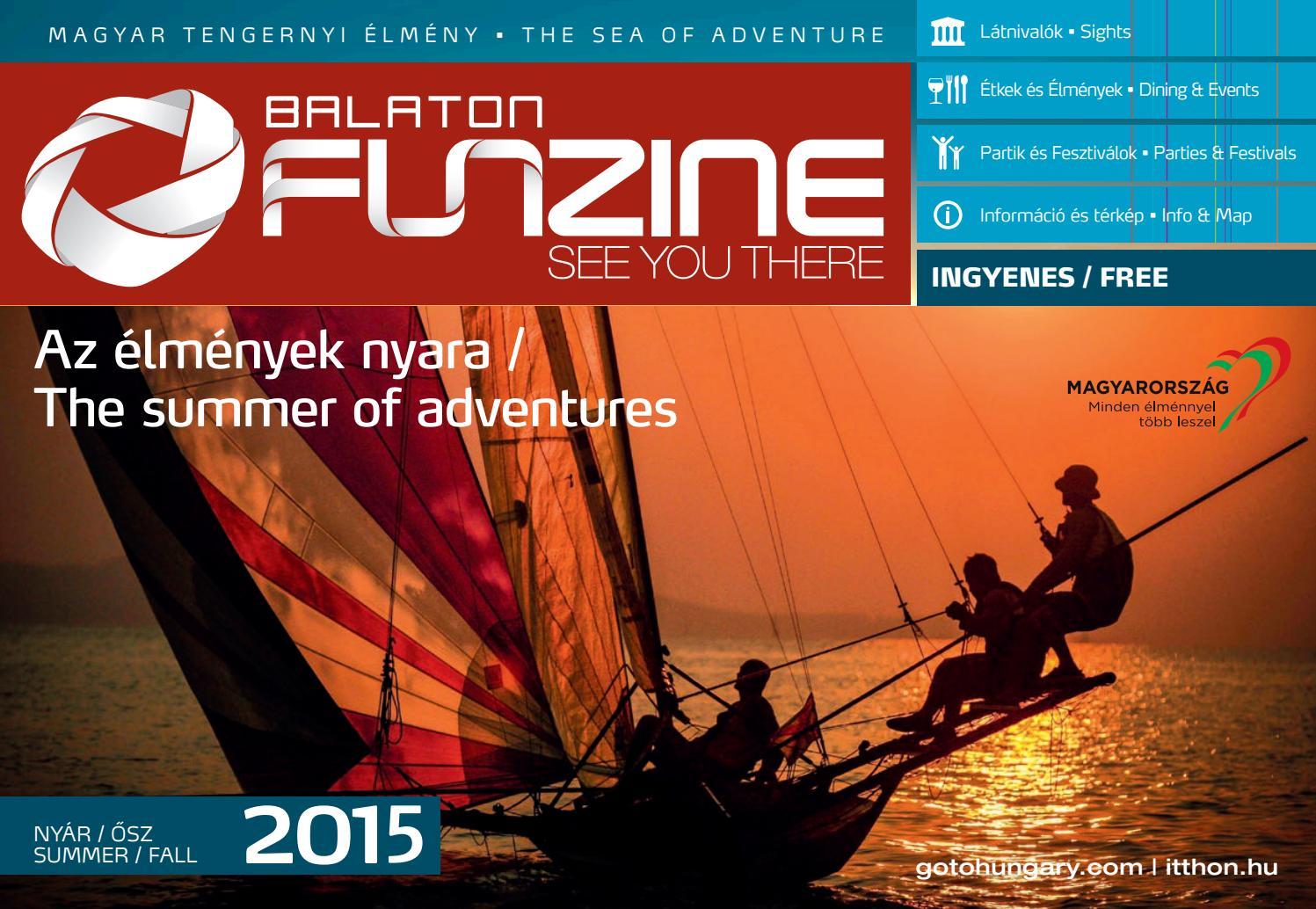 Balaton Funzine 2015 By Milan Banach Nagy Issuu