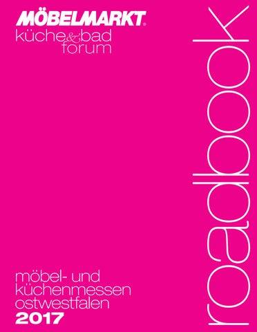 Moebelmarkt 09 2017 03 Roadbook By Verlag Matthias Ritthammer Gmbh