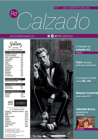 Revista del Calzado, número 211