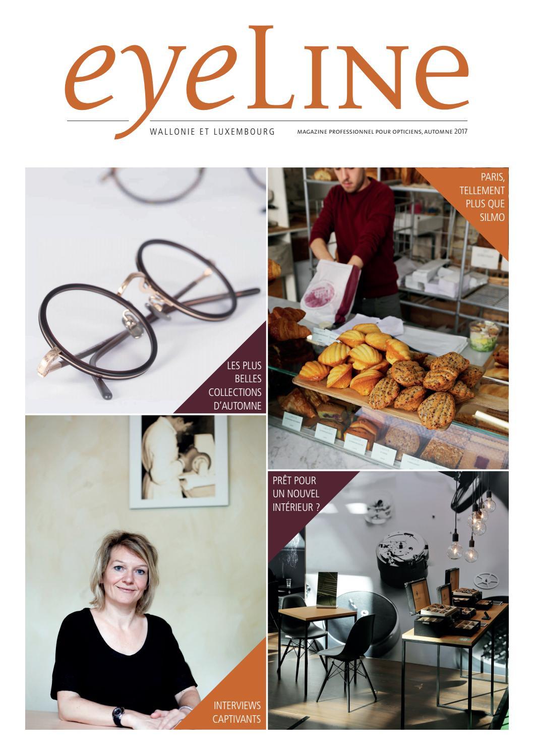 Eyeline Magazine Wallux  3 - 2017 by LT Media - issuu 6994e462a897