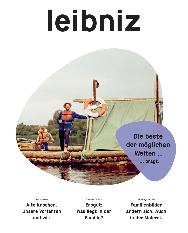 leibniz # 2/2017: Familie by Leibniz-Gemeinschaft - issuu