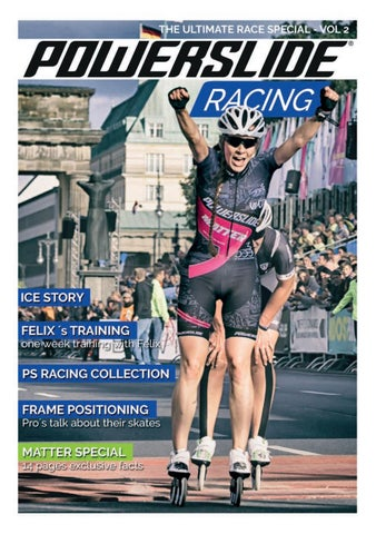 6ef1c3258cd6 POWERSLIDE RACING MAGAZINE 2017 by Powerslide - issuu