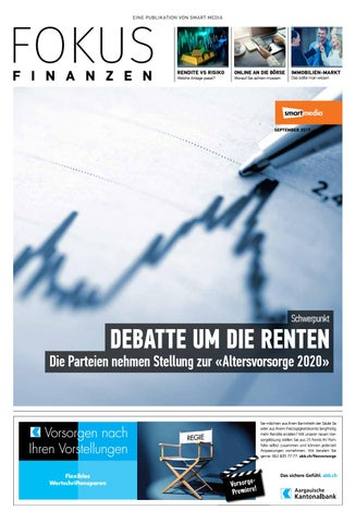 Fokus Finanzen by Smart Media - issuu