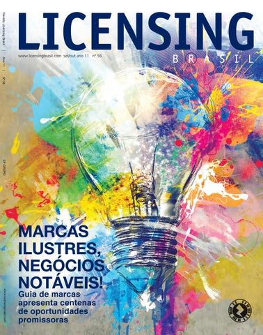 Revista Licensing Brasil  56 by EP Grupo – Agência de Conteúdo - issuu c25ddd408d