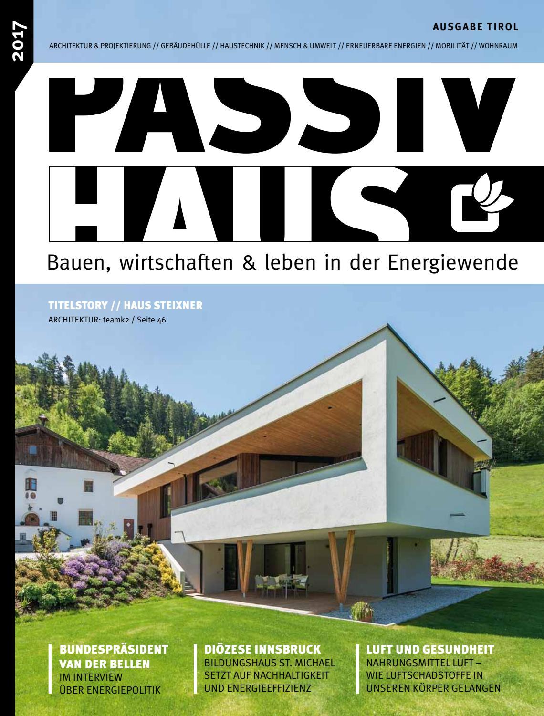 Schon Phmag2017 Tirol By Zweiraum   Issuu