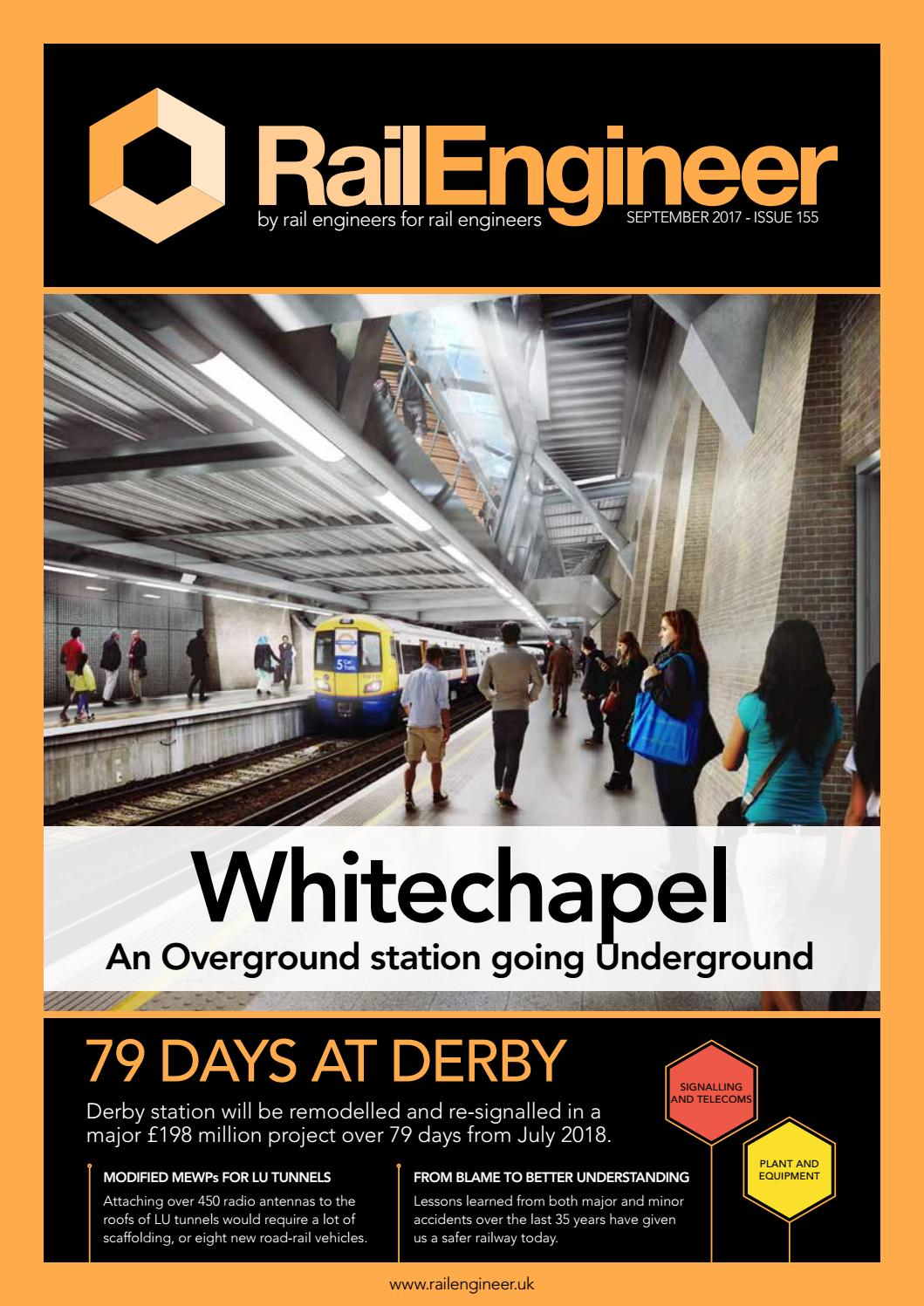 Rail Engineer Issue 155 September 2017 By Media Issuu Nothing Found For Picpxpo Centuryacmotorwiringdiagram