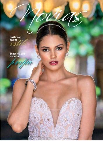 0f1c558106 Revista novias 2017 by El Universal Cartagena - issuu