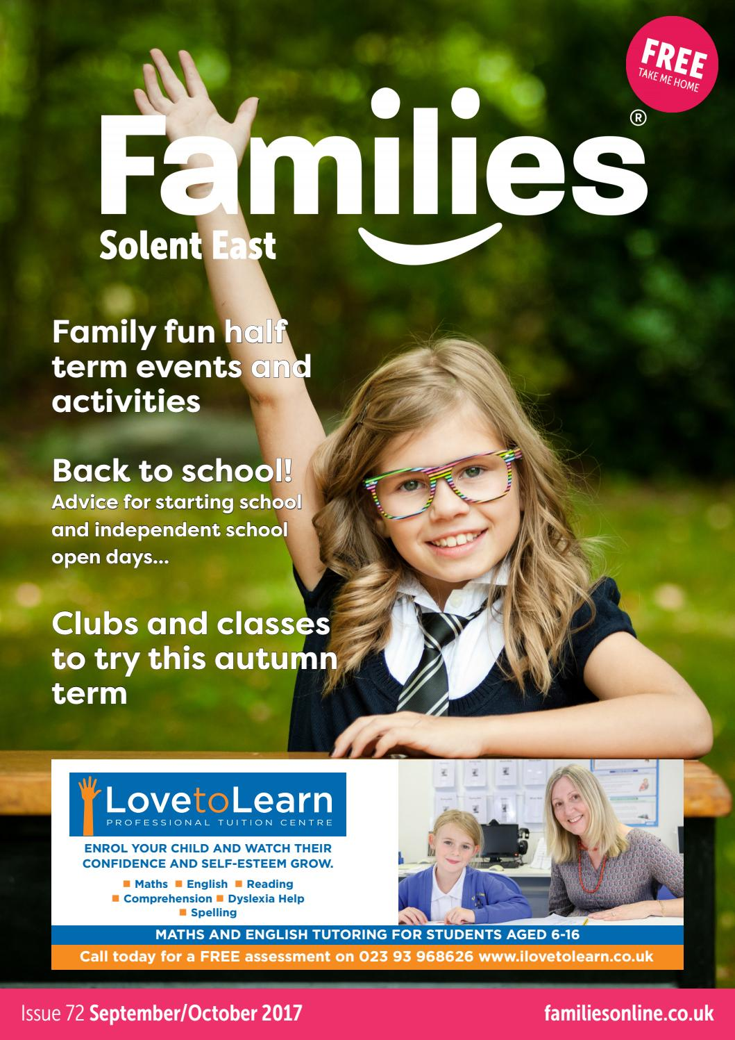 6ce021d0bb06 Families Solent East Issue 72 Sep/Oct 2017 by Families Magazine - issuu