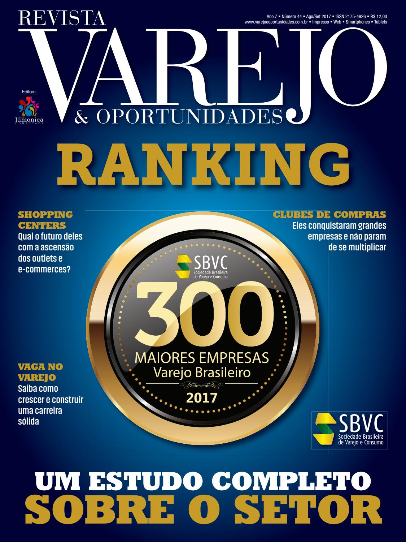 9a37d50645f4d Revista Varejo   Oportunidades nº 44 by Editora Lamonica Conectada - issuu
