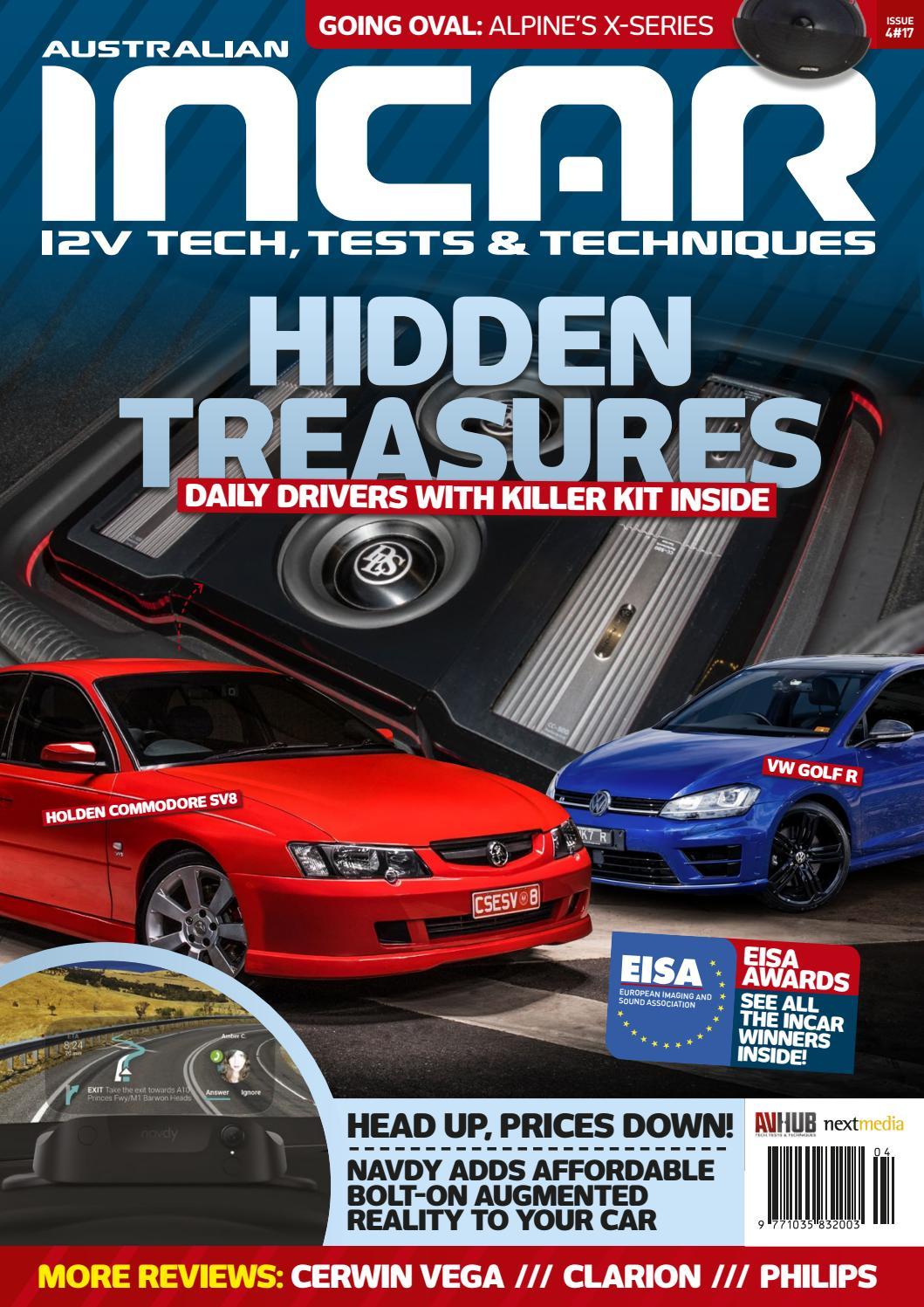 Australian Incar Magazine Issue 20174 By Nextmedia Pty Ltd Issuu Diagram Also Kenwood Double Din Car Stereo Further 2016 Sport Cars