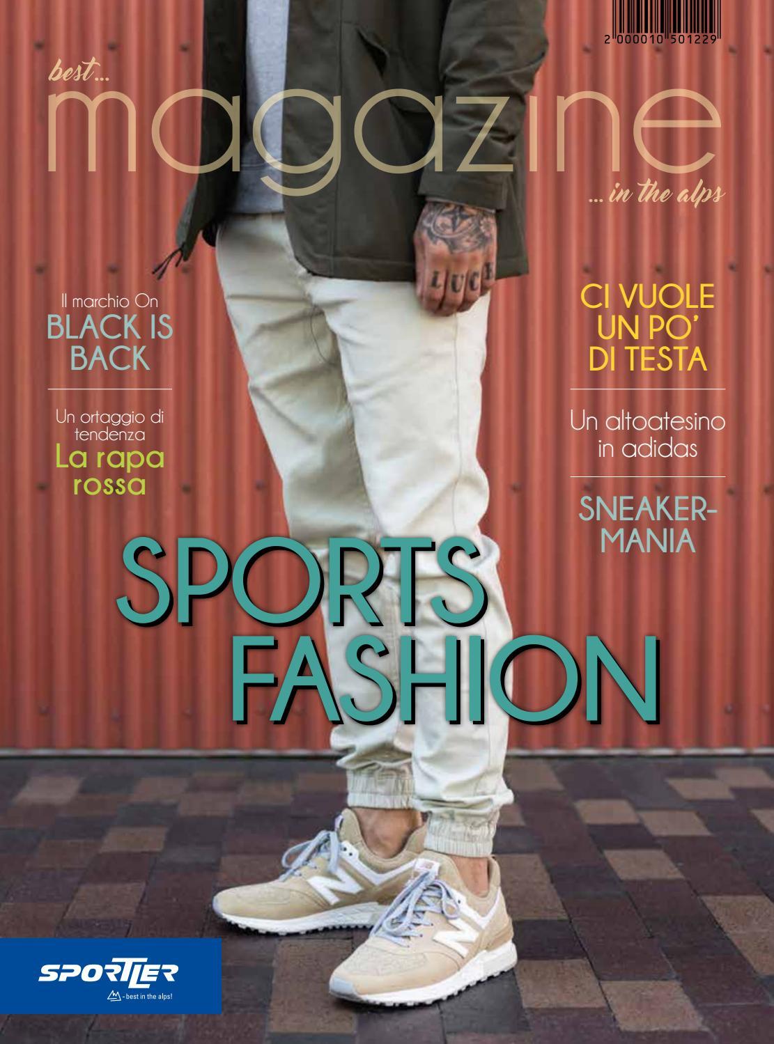 Magazine SPORTS FASHION Ita by SPORTLER issuu