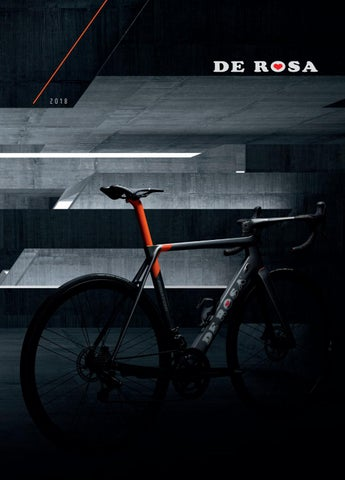 b1f0a583e8 Cicli De Rosa 2018 Catalogo by BiciMondo - issuu