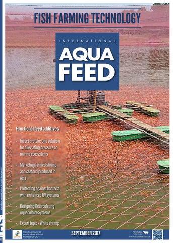SEP 2017 - International Aquafeed magazine by Perendale