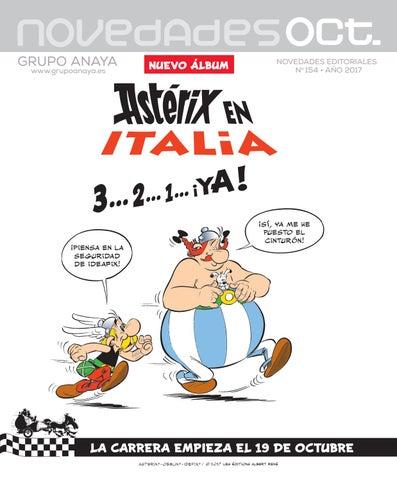 Revista de novedades octubre by Grupo Anaya, S.A. - issuu