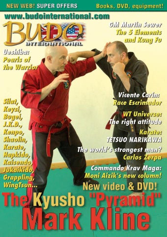 a059426ce Martial arts magazine budo international 342 – september 1 fortnight – 2017