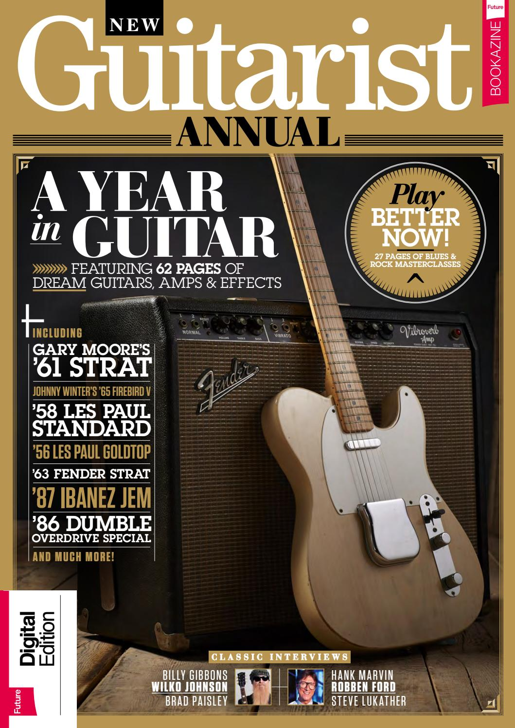 Annuals Bookazine 1511 Sampler By Future Plc Issuu Circuit Difference Between Thejtm45 Head And The Bluesbreaker Combo