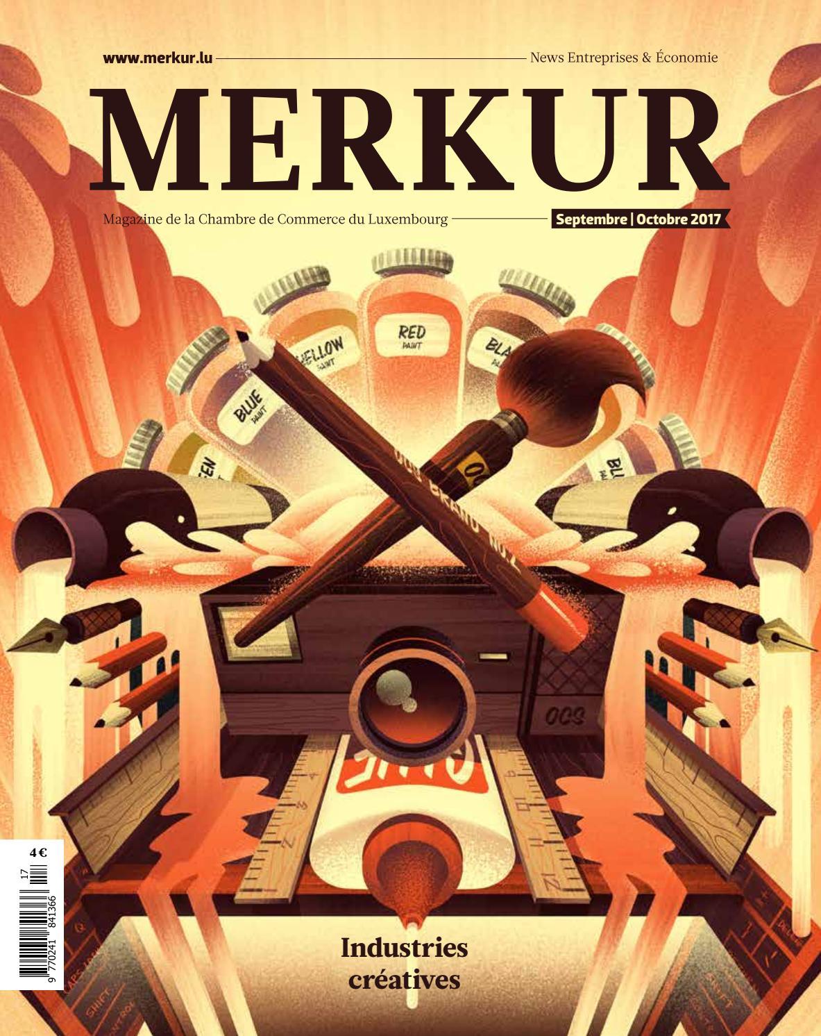 Merkur Septembre Octobre 2017 by Maison Moderne - issuu 2a842df526bd
