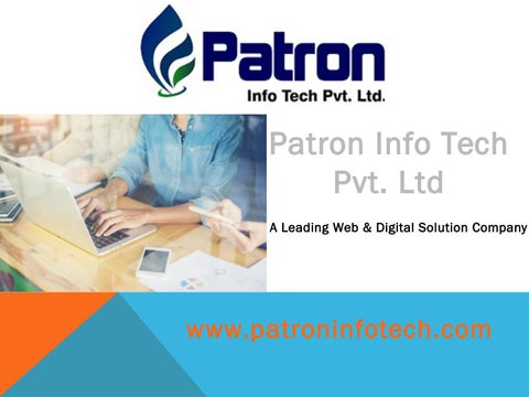 Website Design Company in Patna | Web Development Company in