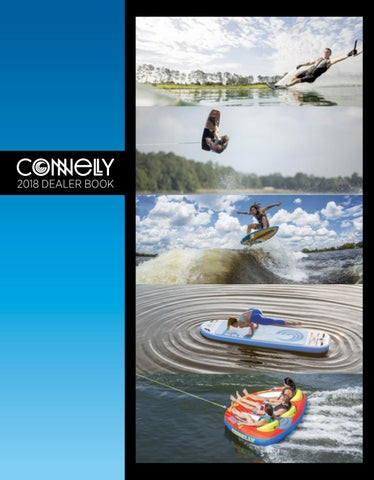 2018 Connelly Dealer Book by Watersports World UK - issuu