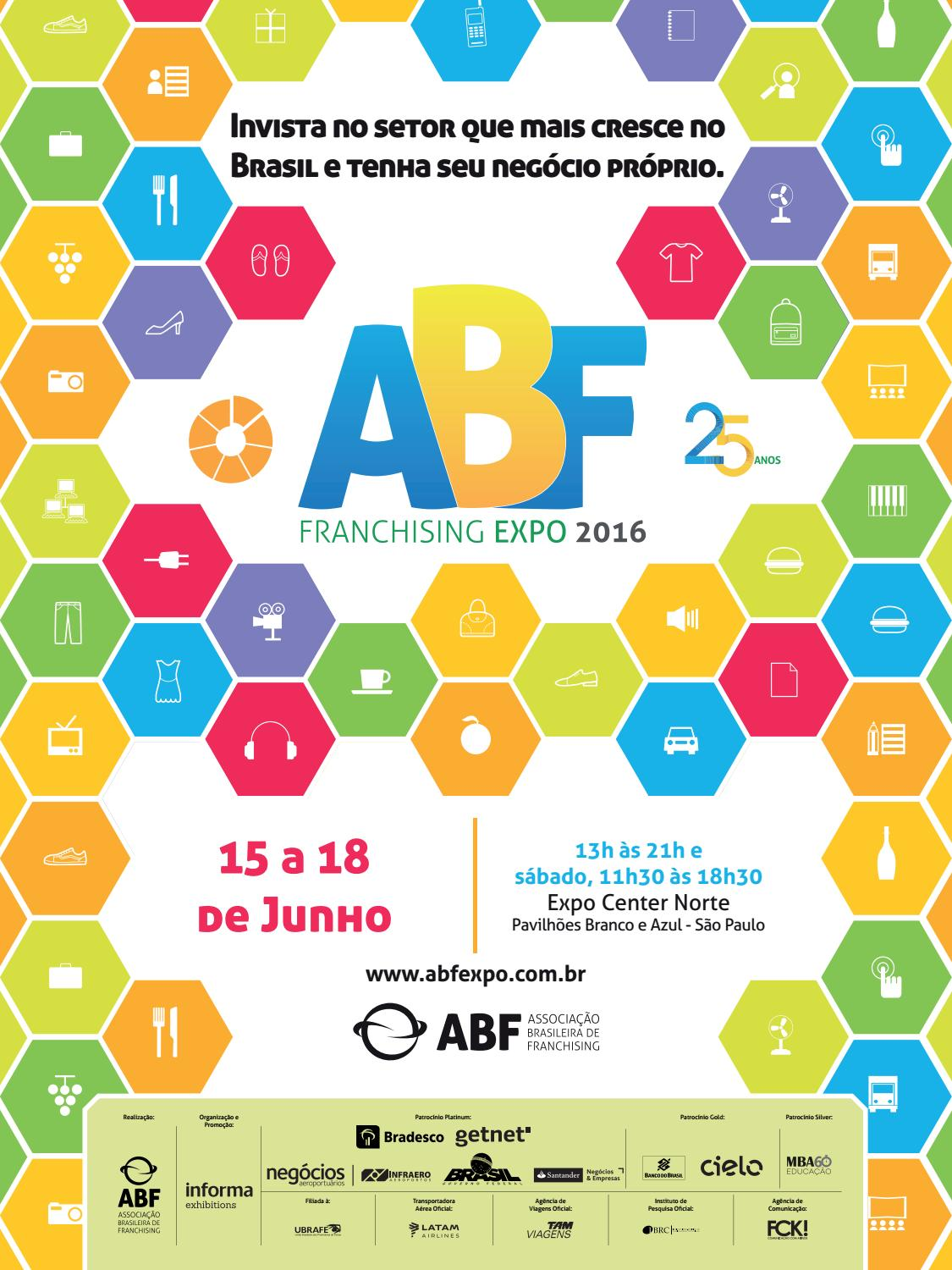 c20aebbac1 Guia Oficial ABF Franchising Expo – SP 2016 by Editora Lamonica Conectada -  issuu