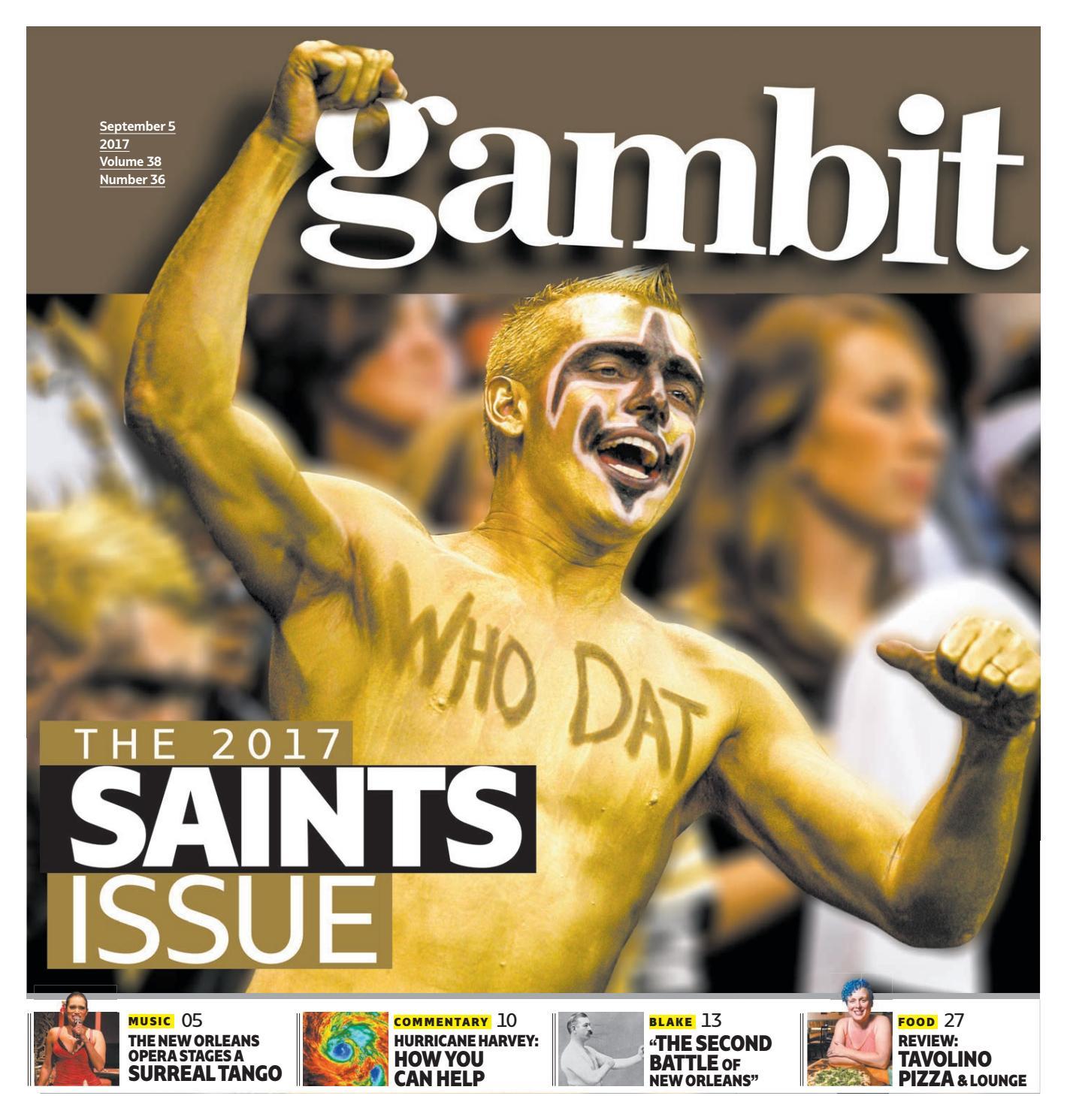 Gambit New Orleans, September 5, ...